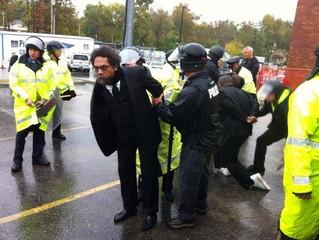 Dr. Cornel West Arrested During Ferguson Protests