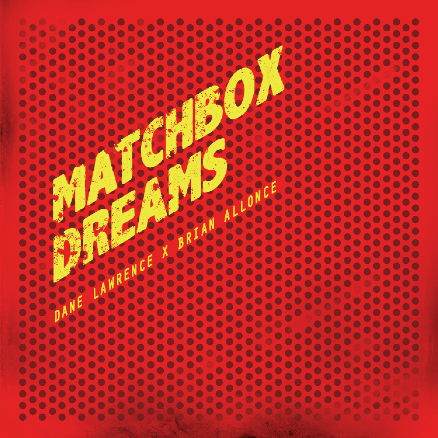 Matchbox CD Cover Front