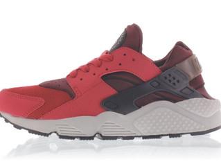 "Kicks of the Day: Nike Air Huarache ""Cedar/Burgundy"""