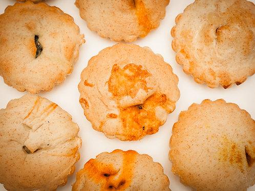 Spicy Clam Pie (360 Cal)