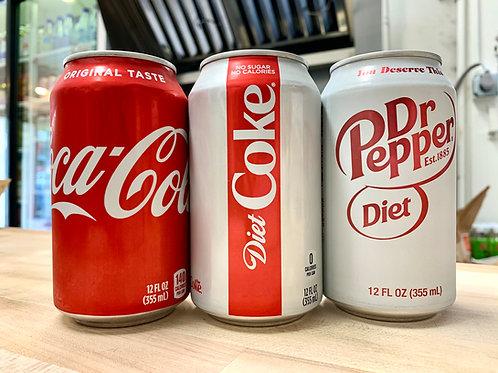 Can Soda (12 Fl Oz)