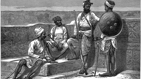 গেহলট নামের ইতিকথা - নিশাচর