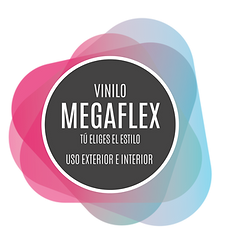 logo de pinturas megaflex