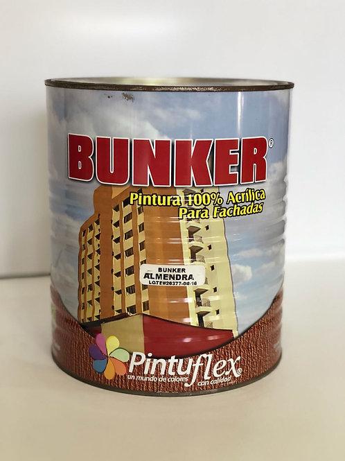 PINTUFLEX Pintura 100% Acrilica Fachadas