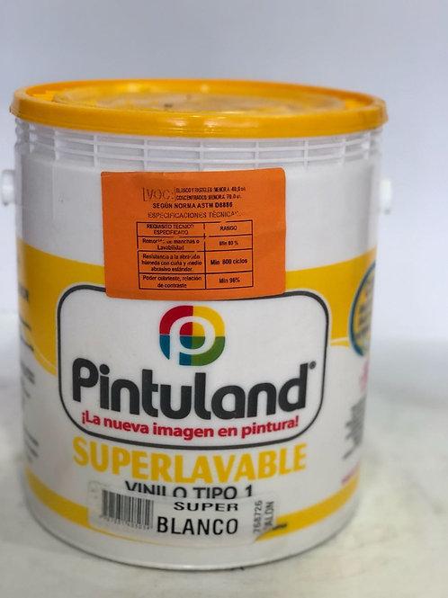 PINTULAND SUPERLAVABLE Vinilo Tipo 1