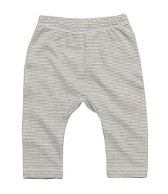 Grey striped leggings These striped leggings have elastic waist andankles so they easily stay on through the day. The leggings aremade of abreathablelight weight material so your baby is comfortable all day. They can be paired with other items in theBjörkBox to make really cute outfits
