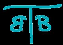 Troberg logo HD Vector NO Background Blu