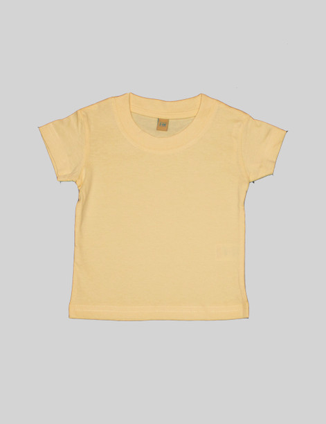 Color t-shirt The yellow t-shirt is great pop of color for a little variety in theBjörkBox and your wardrobe. Can be paired with leggings or the pyjama trousers for a simple outfit.