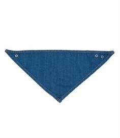 Denim bandana bib These bibs are perfect for every day use. They are bright and colorful and match all outfits in theBjörkBox. Easy to wash and take care of withbuttons for easy use