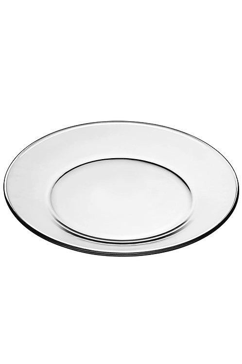 Regency Glass Dinner Plate