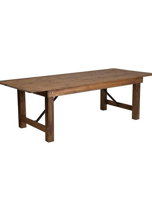 Sowell Farm Table (8')