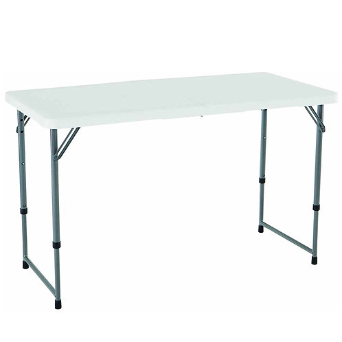 4' Banquet Table (Seats 4)