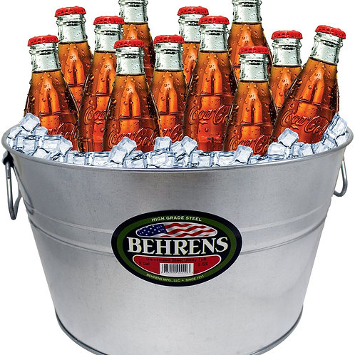 5 Gallon Galvanized Bucket