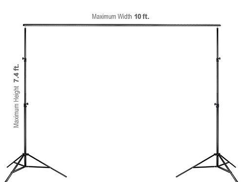 Photo Backdrop Frame (10x7')