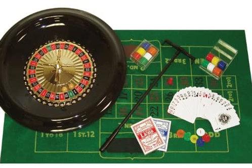 Roulette Set Table Top Set