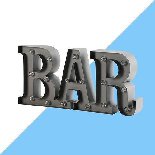 "Marquee Bar Light (8"")"