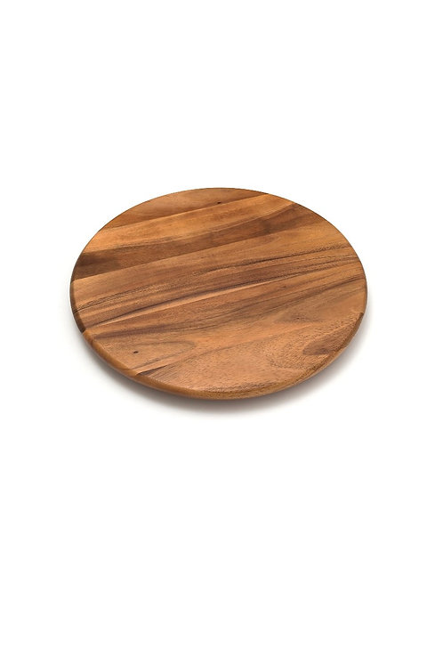 "18"" Lazy Susan/Turntable (Wood Grain)"
