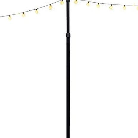 String Light Pole