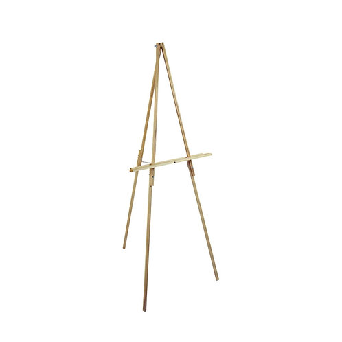 """65"""" Easel for Signs/Posters"""