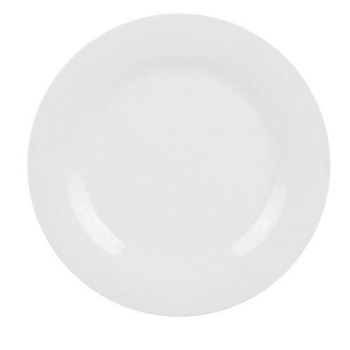 Classic Appetizer/Dessert Plate (Café White)