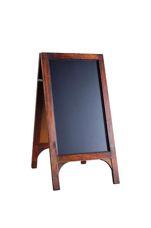 A-Frame Chalkboard Sign