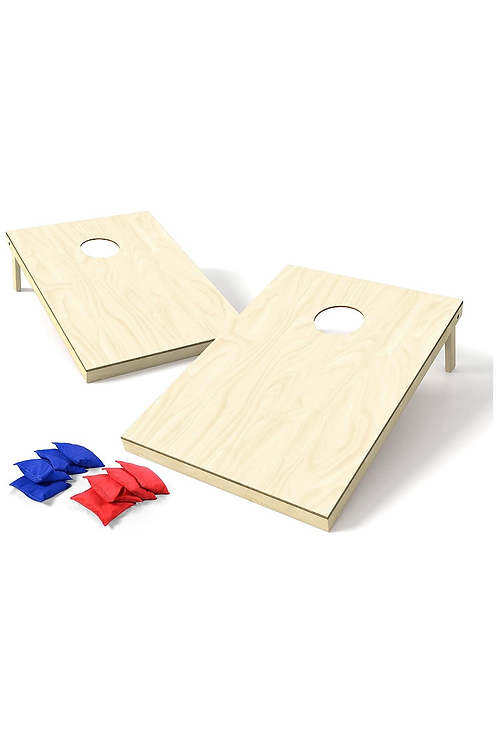 Cornhole Set with Bean Bags