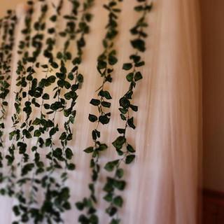 30 8ft greenery garland