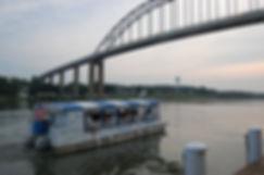 Chesapeake City's Boat Tour Vessel M/V Bay Breeze
