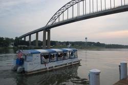 Bay Breeze boat tours by the Bridge