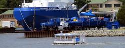 MSRC on the M_V Bay Breeze Tour Boat