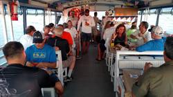 Crab Cruises on M_V Bay Breeze boat tours