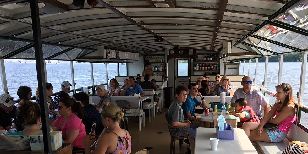 Sunday Boat Brunch & Booze