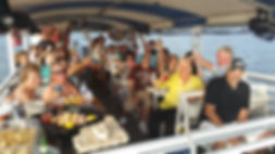 Join us on Chesapeake City's Famous M/V Bay Breeze Cruise Boat