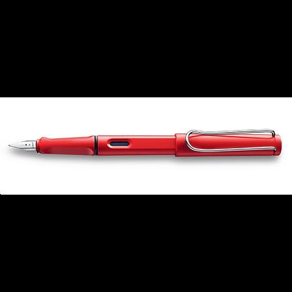 016 LAMY safari red Fountain pen
