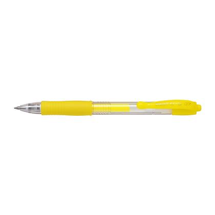 Pilot G-2 Neon 0.7 Yellow