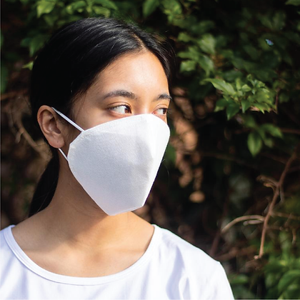 3-Ply Non-Woven Washable, Reusable Face Mask