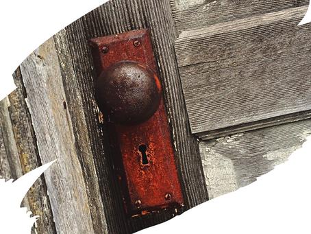 Secret Little Door
