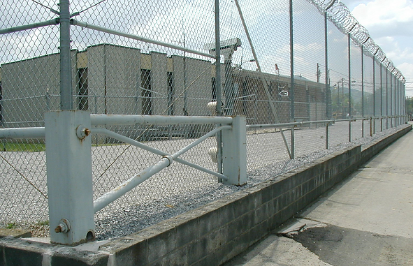 Cable Net Fence - Innovo Security Works.