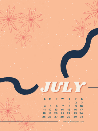 thesocialbullpen.com-July-Pink-Flowers-Speckle-Minimal-Wallpaper-iPad-Tablet.png