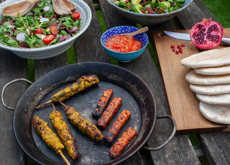 Sainsbury's Meat-Free Butchers and BBQ