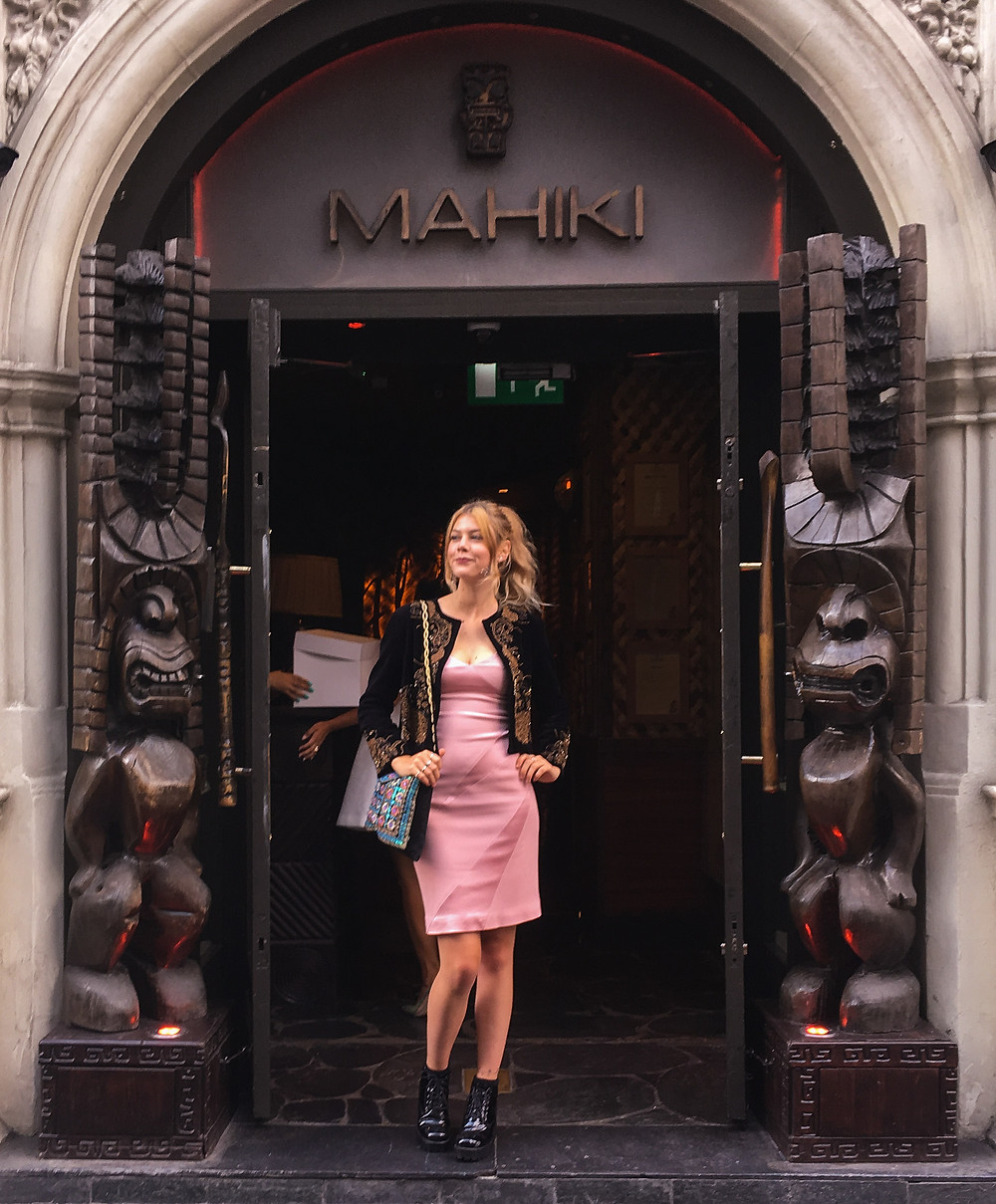 Outside Mahiki  | Ethical Brand Directory's Second Birthday | Ethical Lifestyle Blogger | The Dopey Vegan