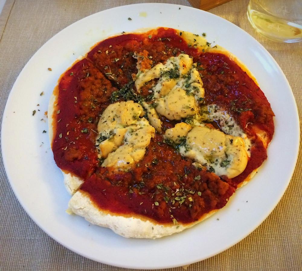 El Vergel | Vegan and gluten free | restaurant review | Barcelona | The Dopey Vegan