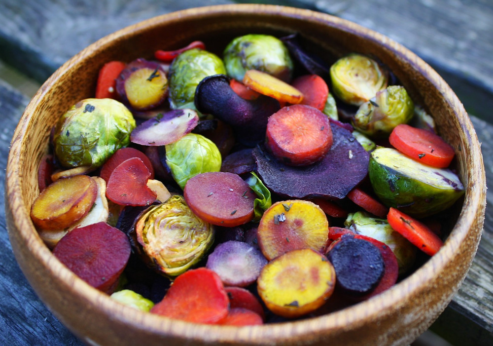 One Tray Maple Roast | Vegan and Gluten Free Recipe | The Dopey Vegan