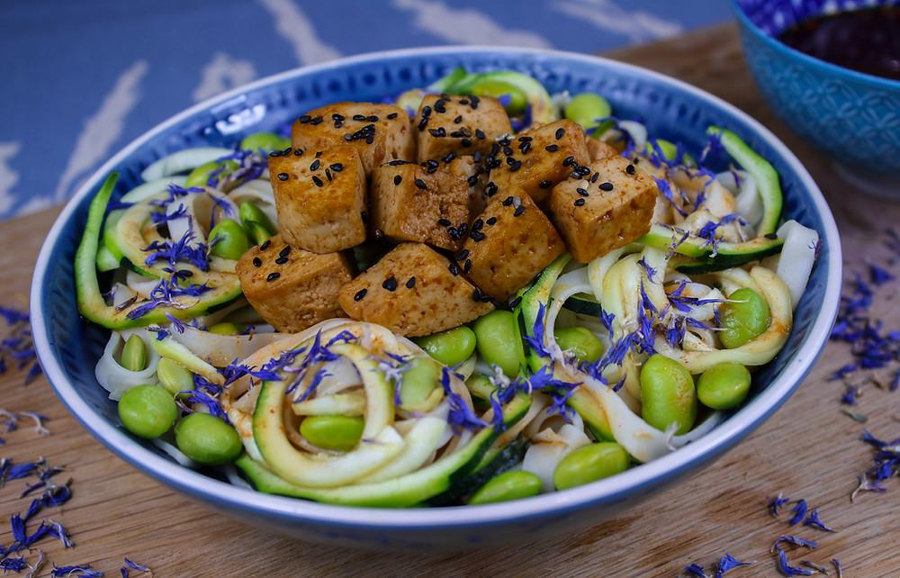 The Very Best Tofu | Vegan and gluten free recipe | Tofu recipe | The Dopey Vegan