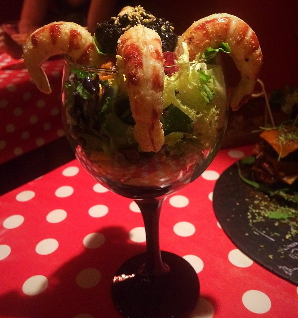 Barceloneta Sangria Bar  | Where I ate in Barcelona - week 1 | Vegan and Gluten Free Restaurant review | Barcelona Restaurant review | Vegan Barcelona | The Dopey Vegan