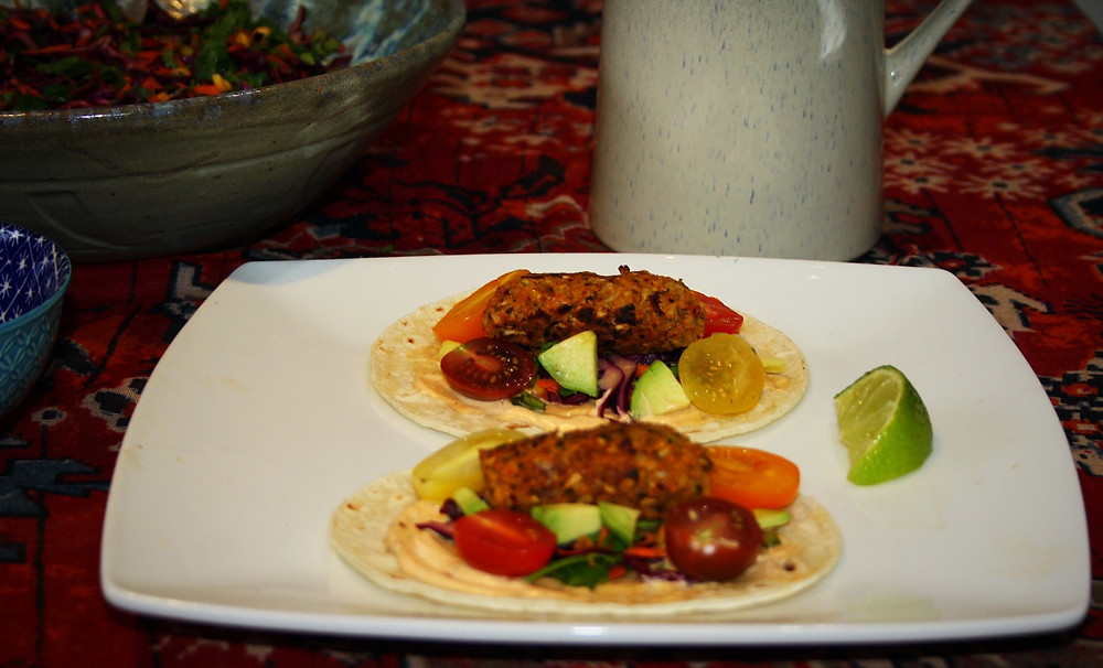 Fishless Tacos | Vegan Fish Tacos | vegan and gluten free recipe | The Dopey Vegan
