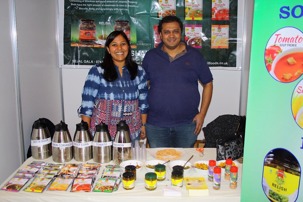 Vishal Foods | Veggie World London Review | Vegan and Gluten Free Recipe | The Dopey Vegan