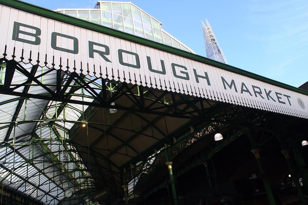 Borough Market | Vegan and Gluten Free Blog | Restaurant Review | The Dopey Vegan