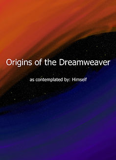 Origins of the Dreamweaver Book Cover