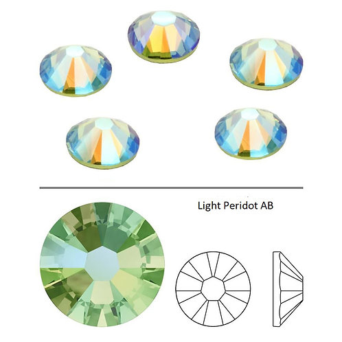 Light Peridot AB